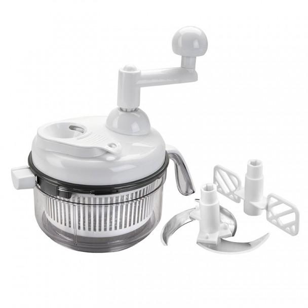 Mini Smerigliatrice-Mixer Manuale