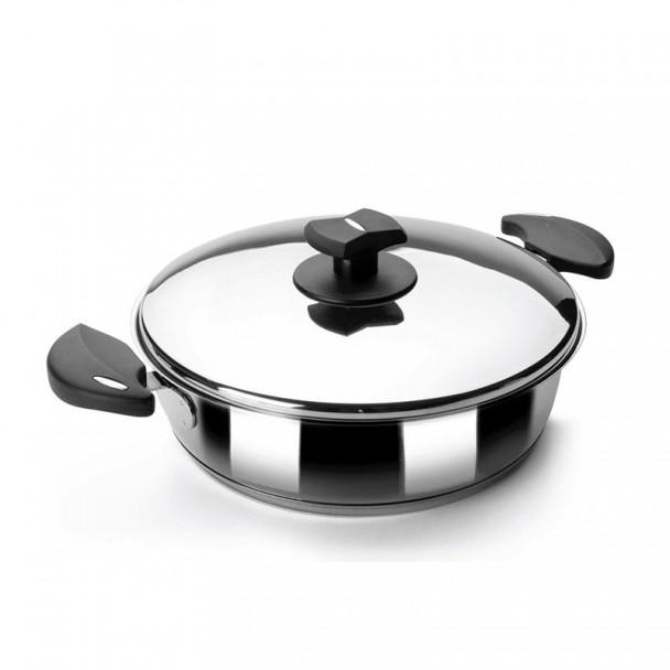 Teglia da forno con Coperchio Nova-Ladycor