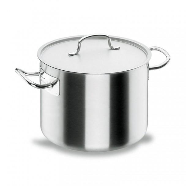 Pentola Bassa con Coperchio Chef Classic