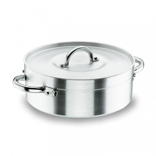 Casseruola con Coperchio Chef-Alluminio