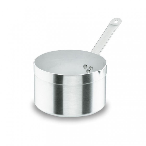 Scoop Dritto Alta-Chef-In Alluminio