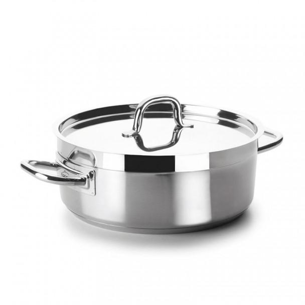 Casseruola con Coperchio Chef-Luxe