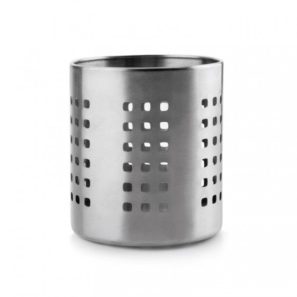 Contenitore di Posate in acciaio Inox