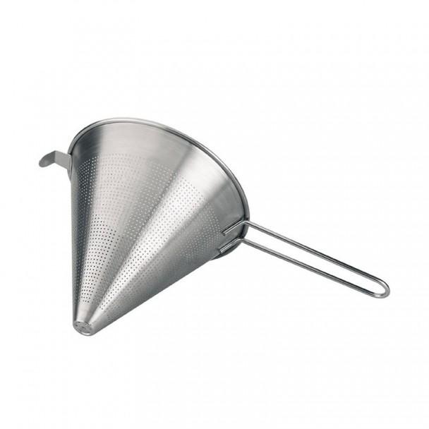 Colino cinese in acciaio Inox 18/10 Manico Asta con Scheda
