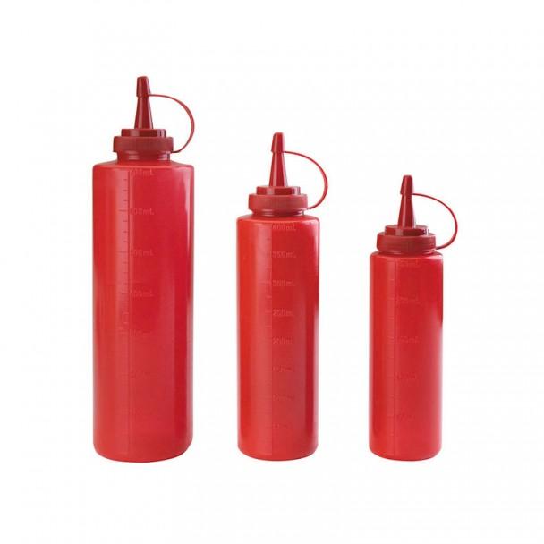 Bottiglia Bottiglia Di Rosso