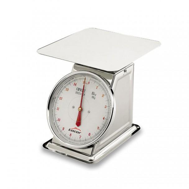 Bilancia Meccanica da 15 kg con Piastra