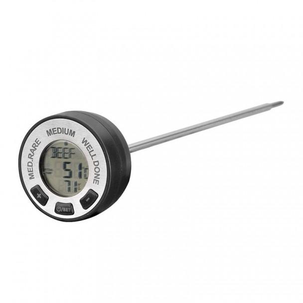 Termometro digitale con Allarme