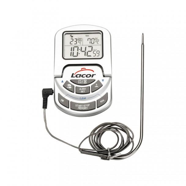 Termometro Digitale Sonda Forno