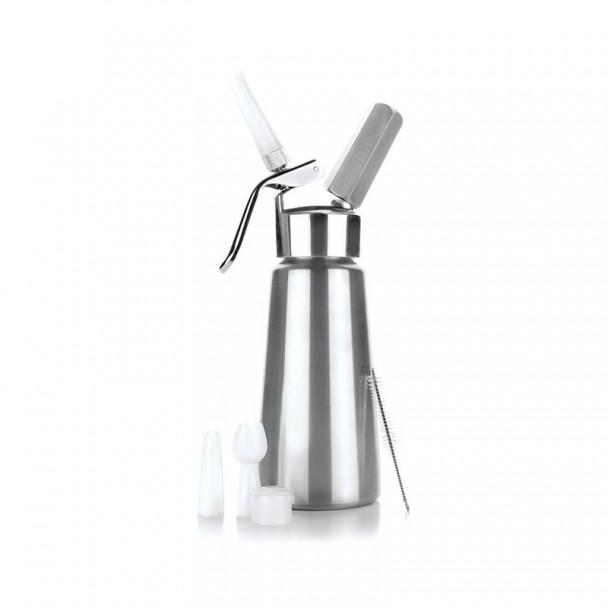 Sifone Panna Inox + Alluminio