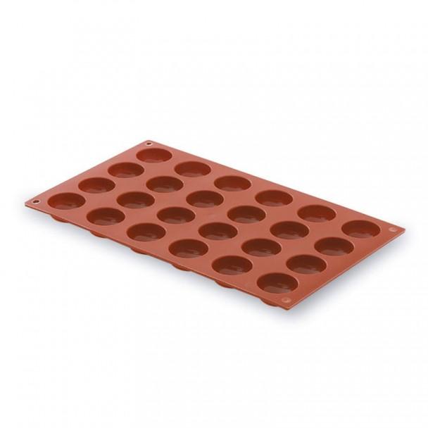 Stampo Coppa Del 24 Cavità Silicone Pastryflex
