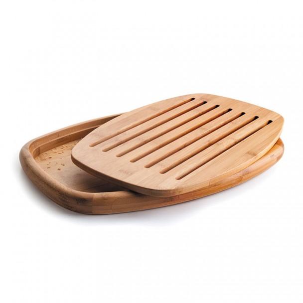 Tavolo Ovale-Tagliare Il Pane