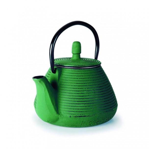 Teiera In Ghisa 0,8 L Verde