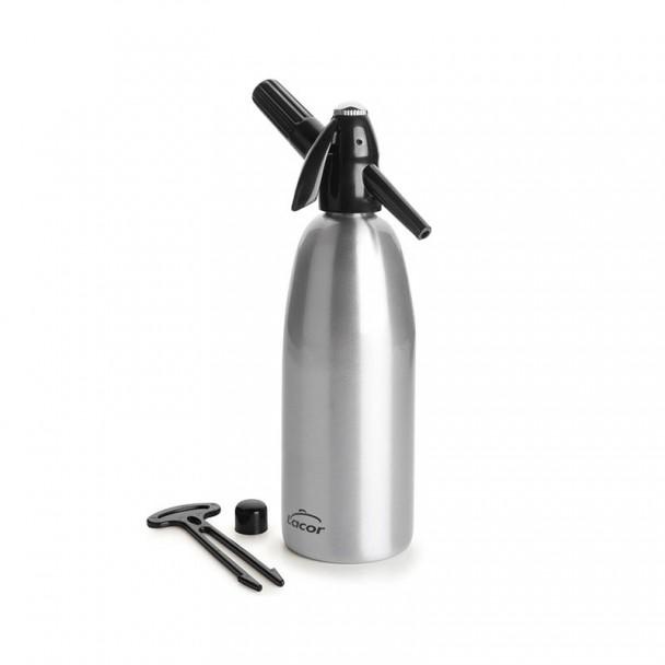 Bottiglia Sifone di CO2 in Alluminio