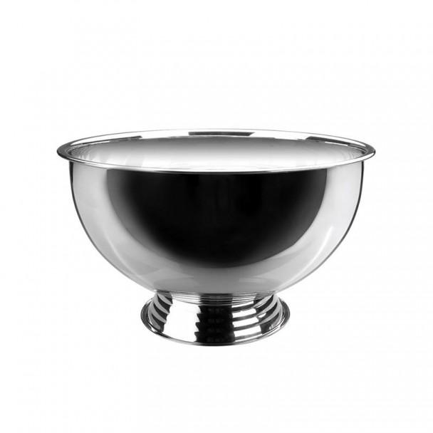 Raffredda-Champagne Emisferica con Base in acciaio Inox 18/10