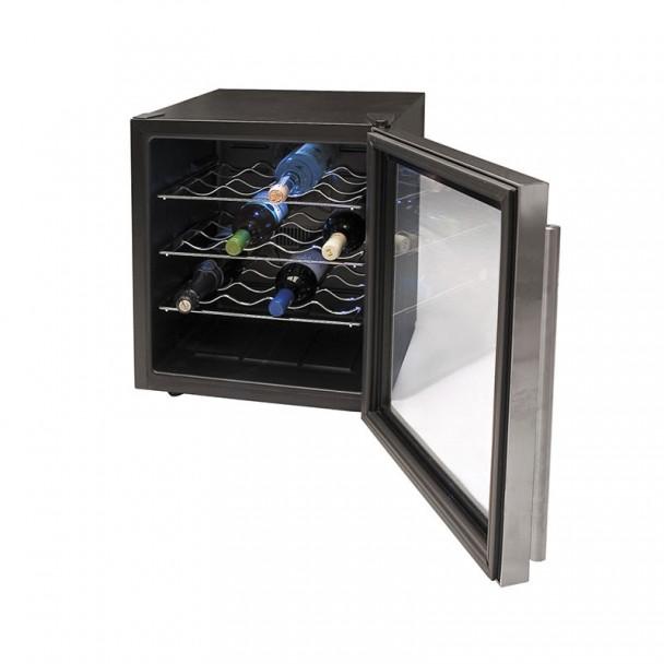 Armadio frigorifero 46 l/70 W - 16 Bottiglie Inox Linea