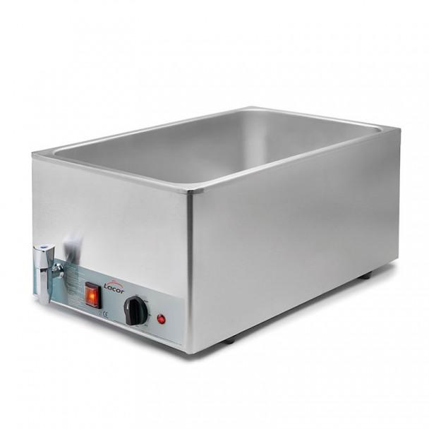 Bagnomaria Elettrico GN 1/1-150 mm Professionale