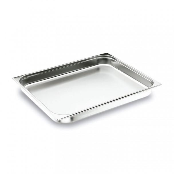 Secchio Inox 18/10 Gastronorm 2/1