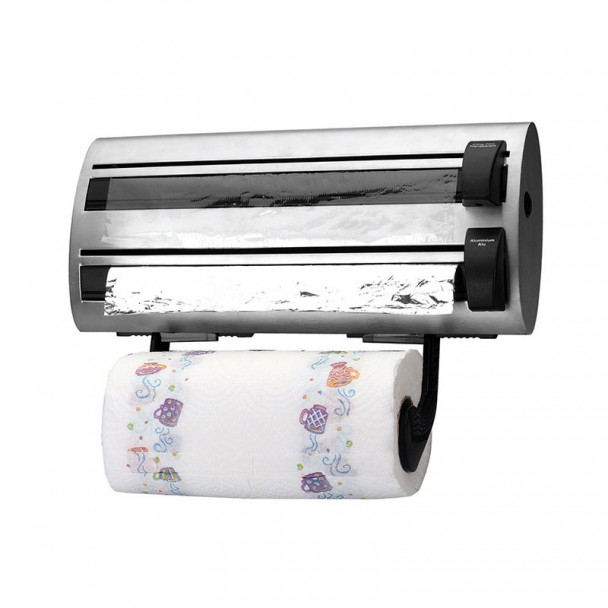 Titolare di carta igienica Ovale da Parete per Cucina