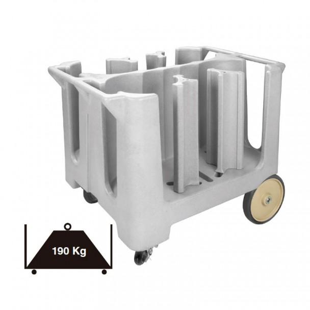 Auto dish holder Polipropilene 190 kg