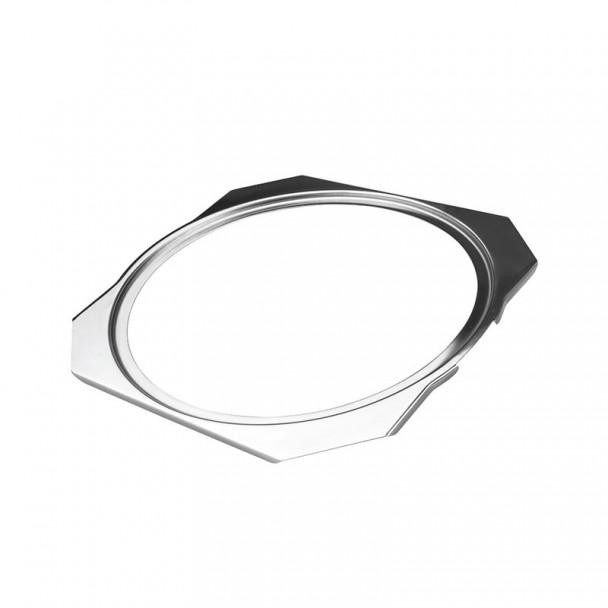Anello Snap-in scaldavivande 18 cm in acciaio Inox