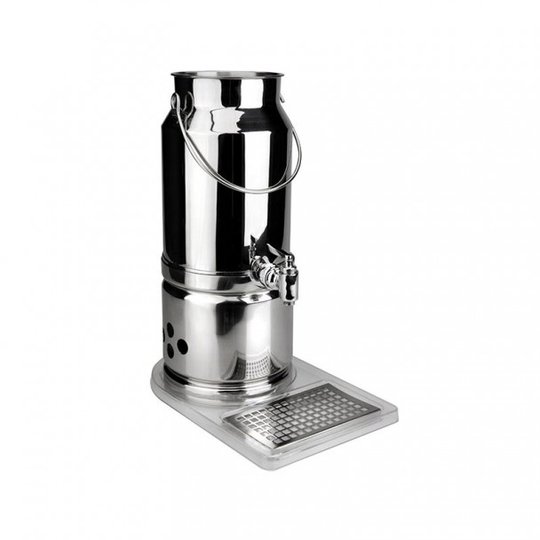 Dispenser Di Latte Inox 18/10