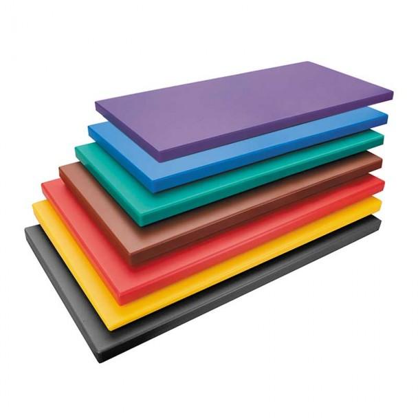 Tagliere in Polietilene Colori