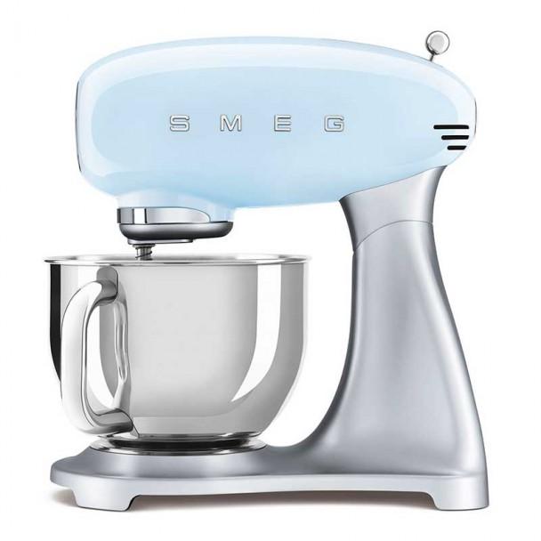 Robot da cucina stile anni ' 50 blu